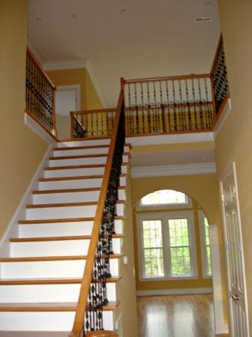 Malveaux staircase