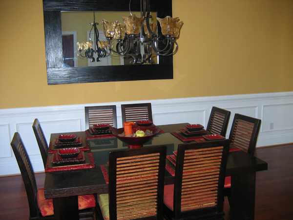 Merriweather dining room