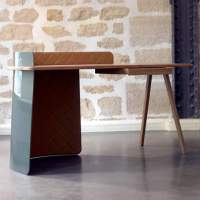 Big Boss desk by Piergil Fourquie