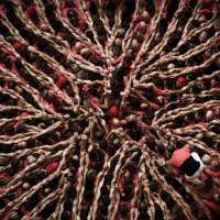 Human Tower photographs by David Oliete