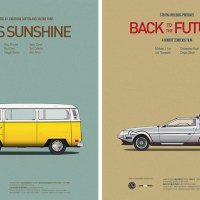 Cars and Films by Jesús Prudencio