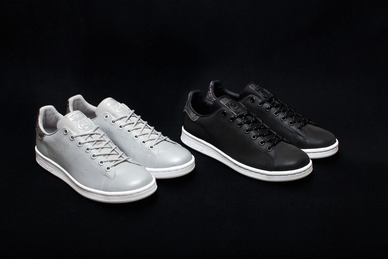 adidas stan smith black white sole, OFF