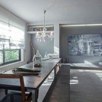 Grey Loft in Athens by Studio LILA architect + designer