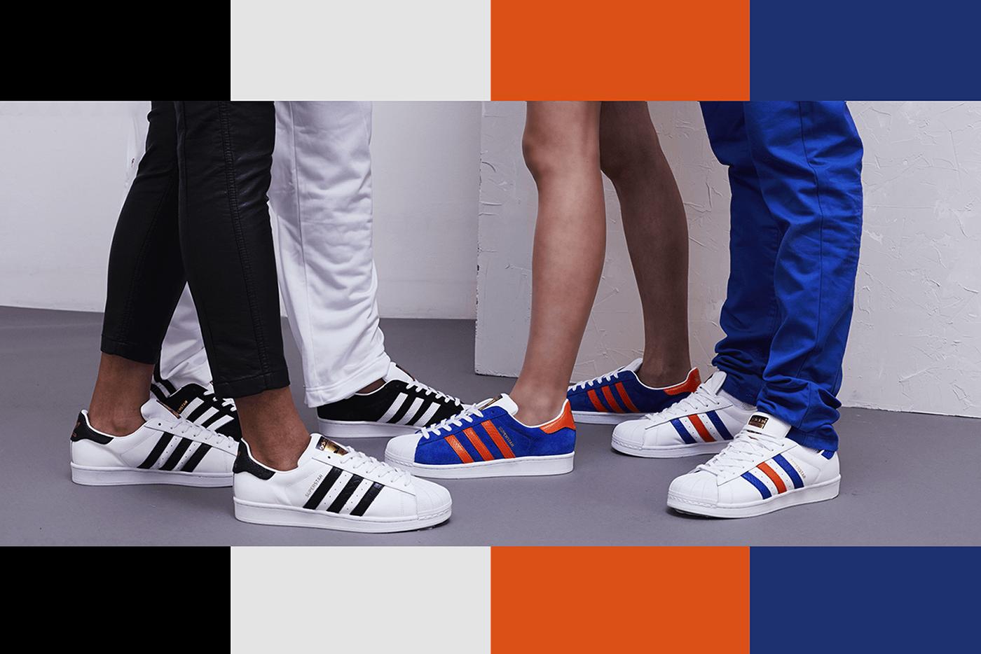 adidas superstar rivalry