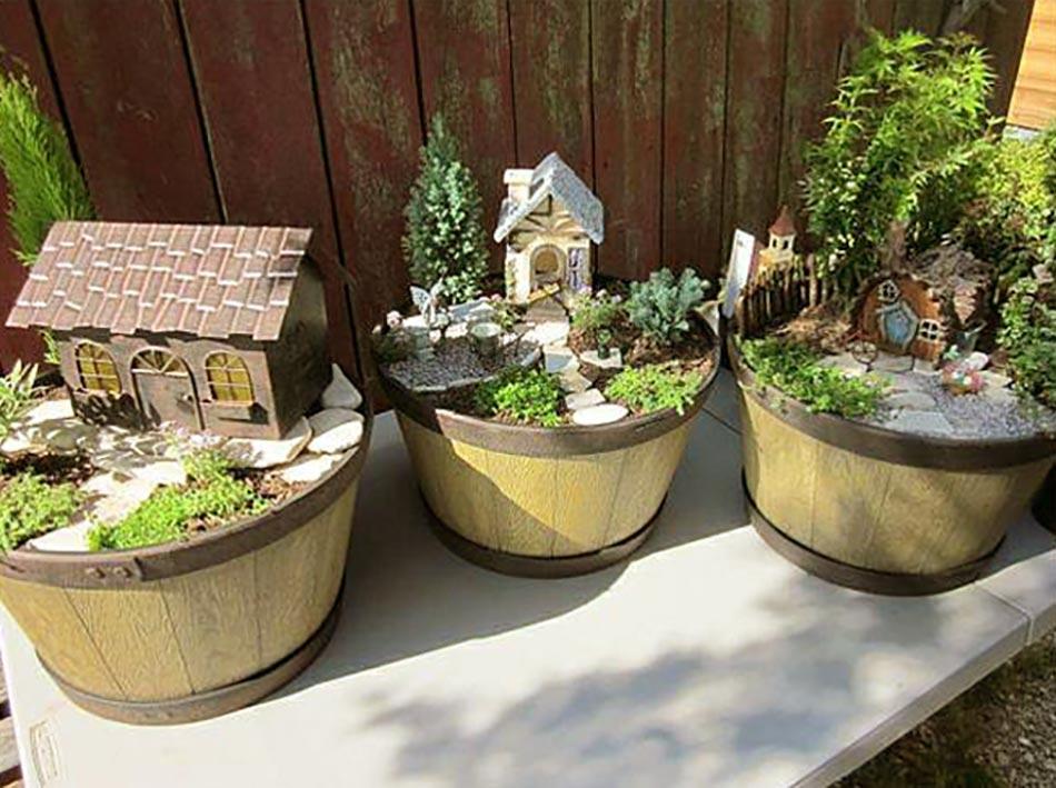 l art du mini jardin coquet