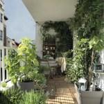 Petite Terrasse Deco Inspirante Et Accueillante Speciale Logement Citadin Design Feria