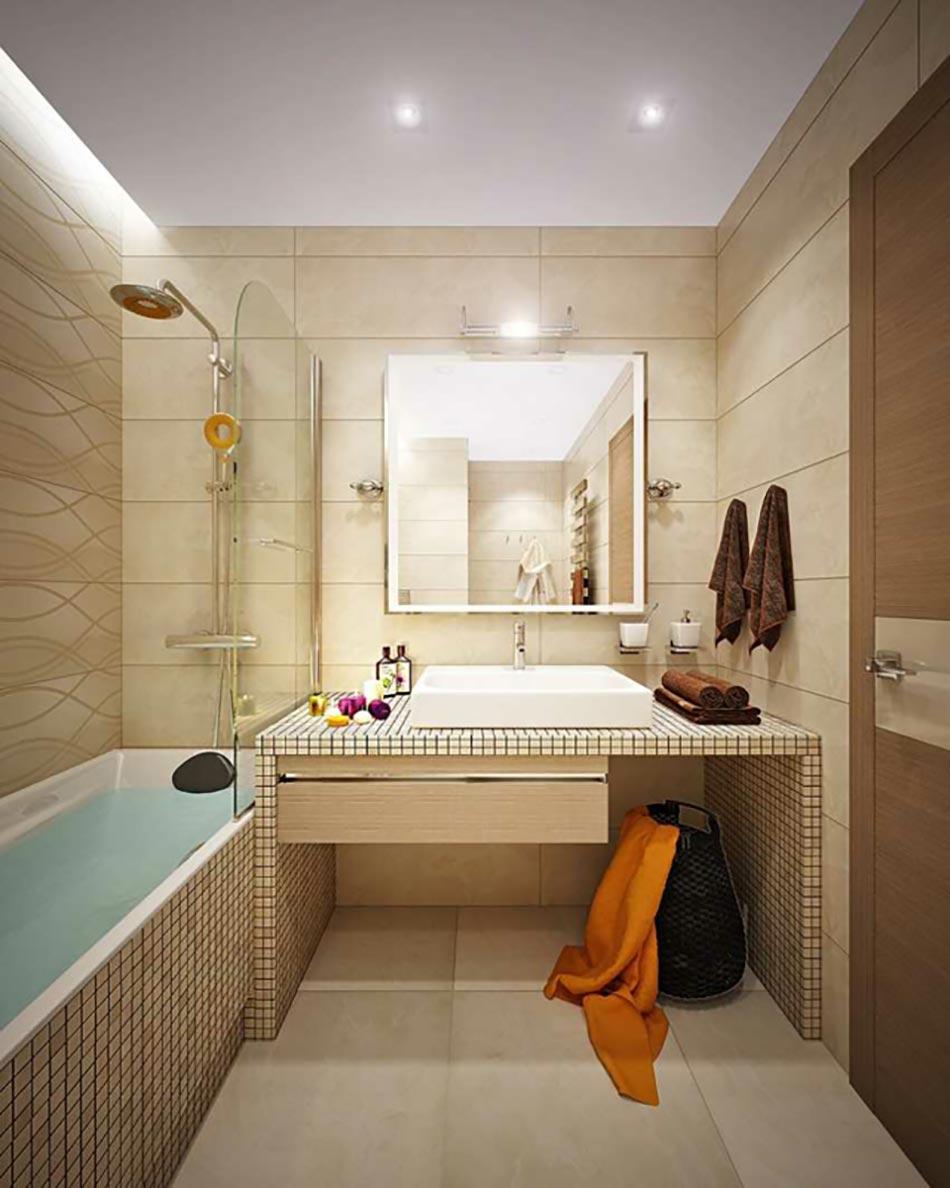 amenagement d une petite salle de bain