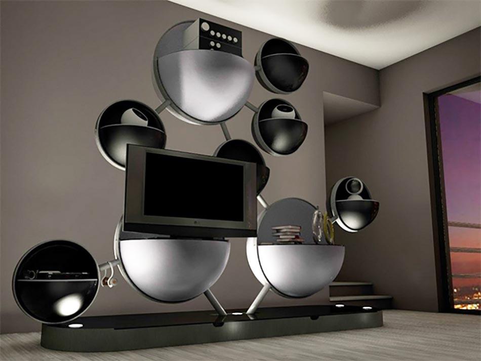 meuble au design italien pour un sejour