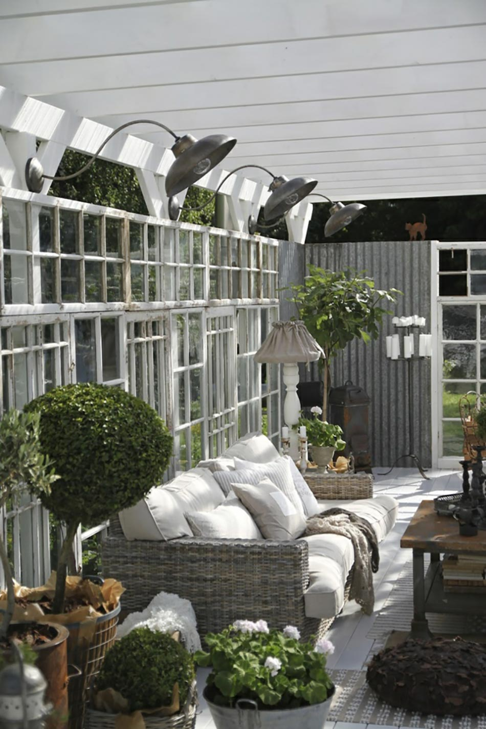 salon de jardin pour embellir une