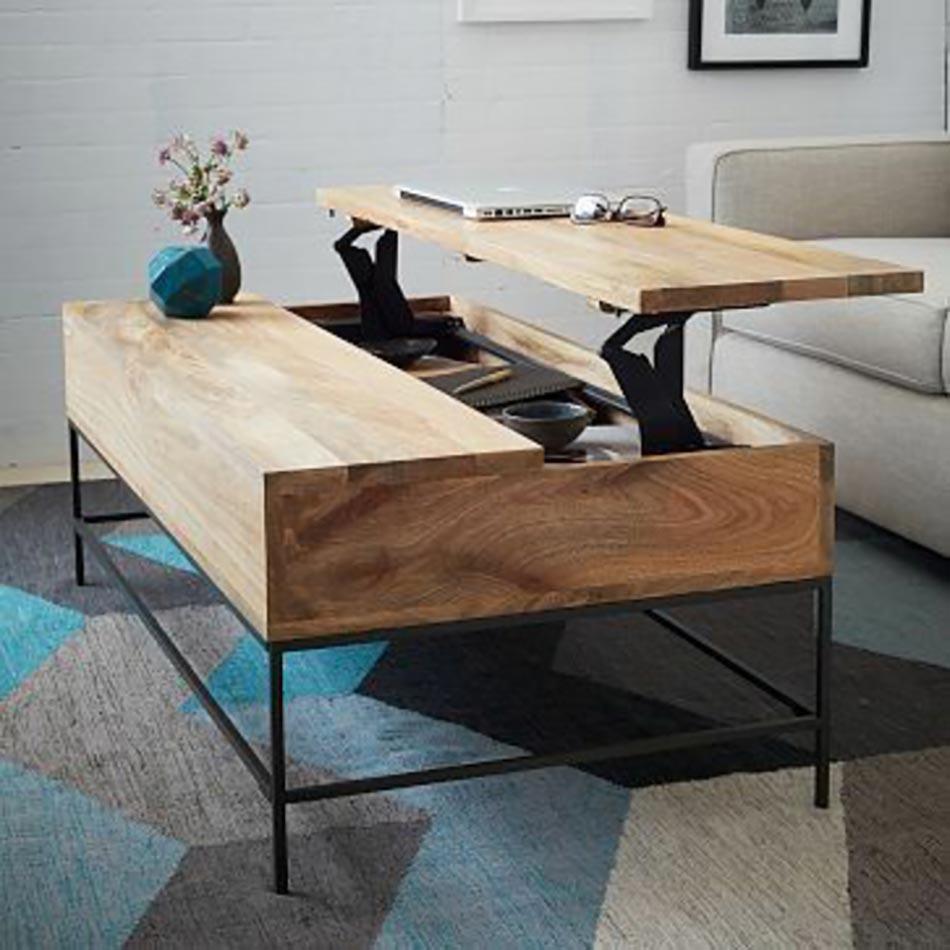 la table basse design comme un vrai