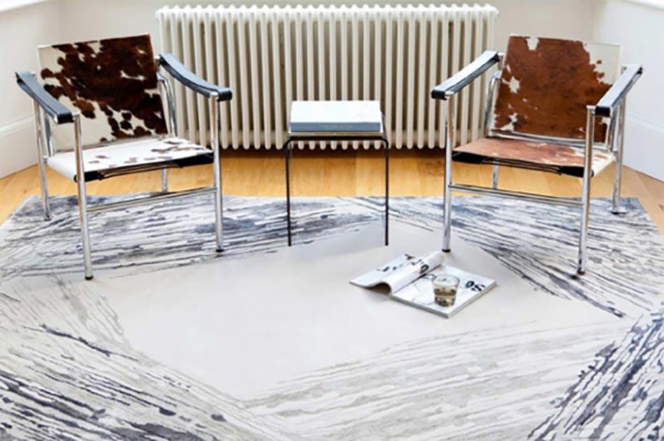 tapis de sol design pour une deco