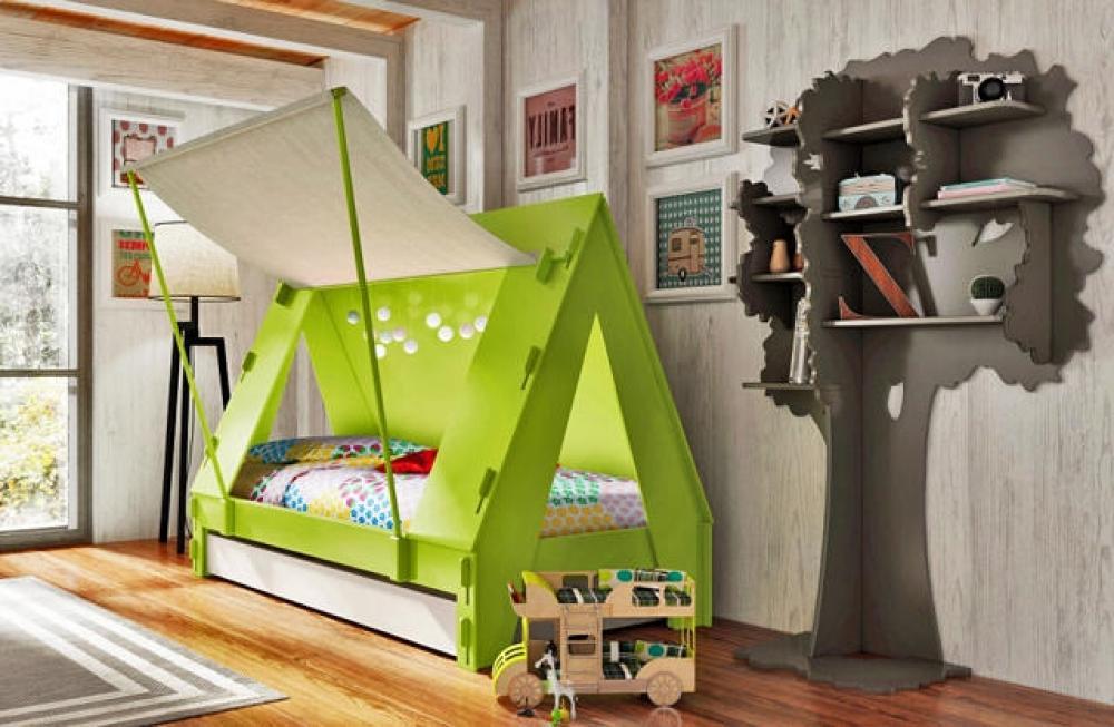 lits creatifs pour la chambre des enfants