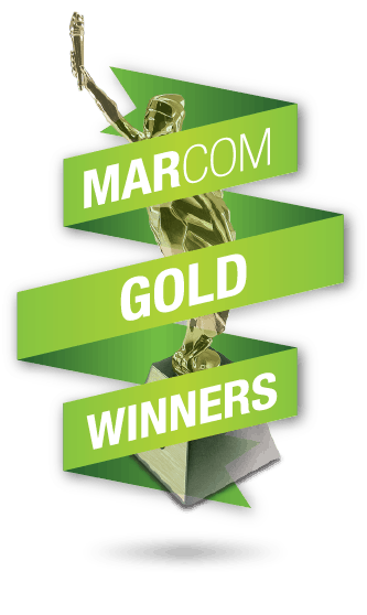 Marcom 2016 Gold Awards