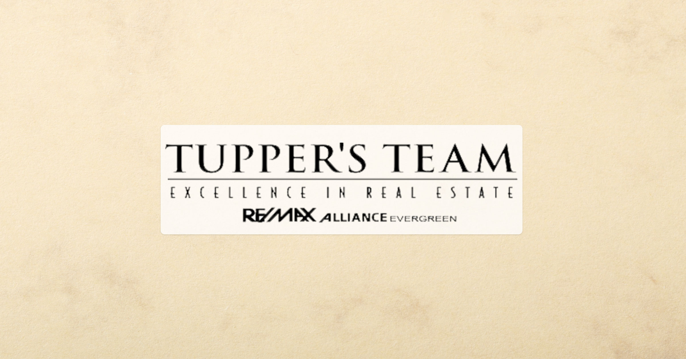 Tuppers Team Featured