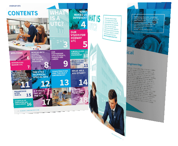 Design For Schools: College Prospectus Design And Print