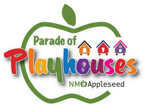 NM Appleseed - Parade of Playhouses - H+M Design Group Community Partnerships