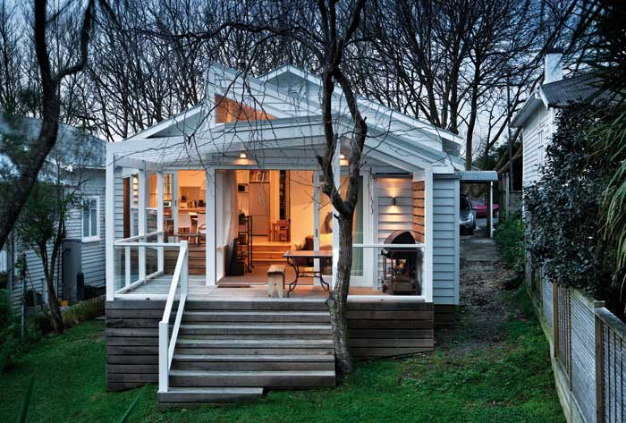 Bungalow renovation by Peter Johns.