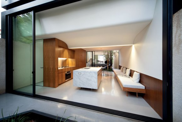 Skylight House by Chenchow Little Architects