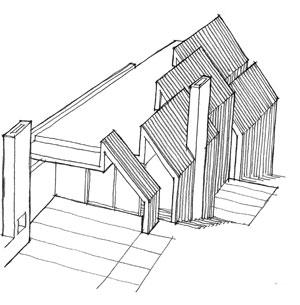 Salamanca House, Parsonson Architects