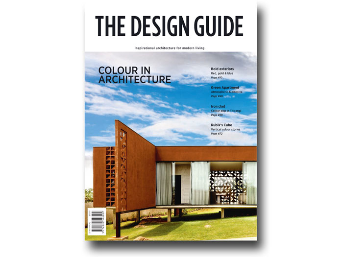 The Design Guide - Colour in Architecture