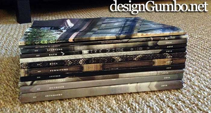 2014 Restoration Hardware Product Line