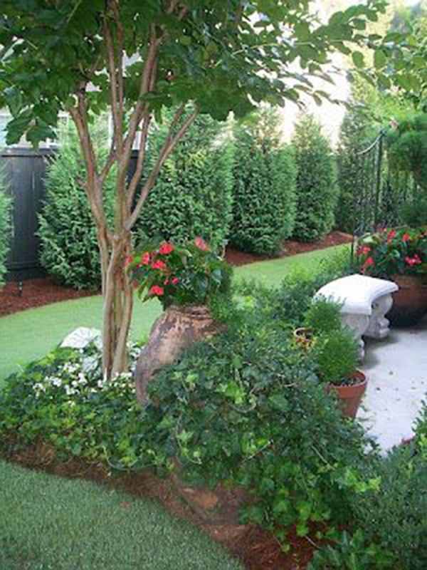 landscaping inspiration for the