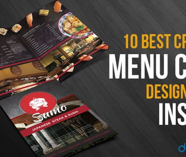 Menu Card Designs