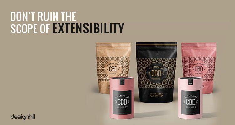 Alcance de la extensibilidad