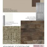 Int. Material Board 2 Swiss Cottage