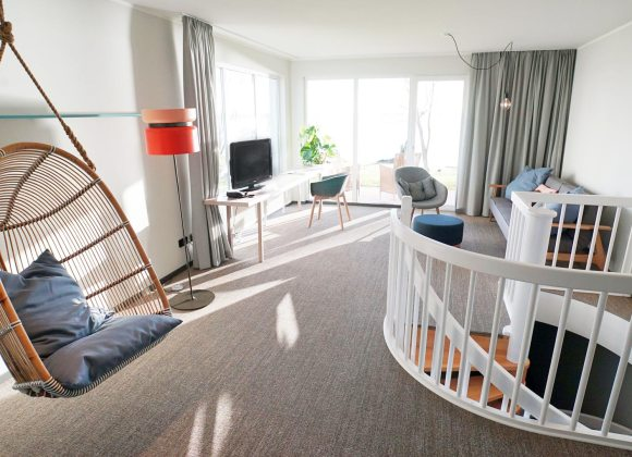 Komfort Suitenappartement mit Terrasse