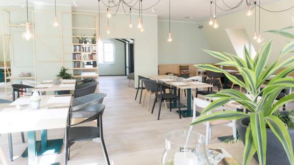 Low Carb Restaurant in Schleswig-Holstein mit Seeblick