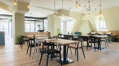 Restaurant Plön mit Seeblick