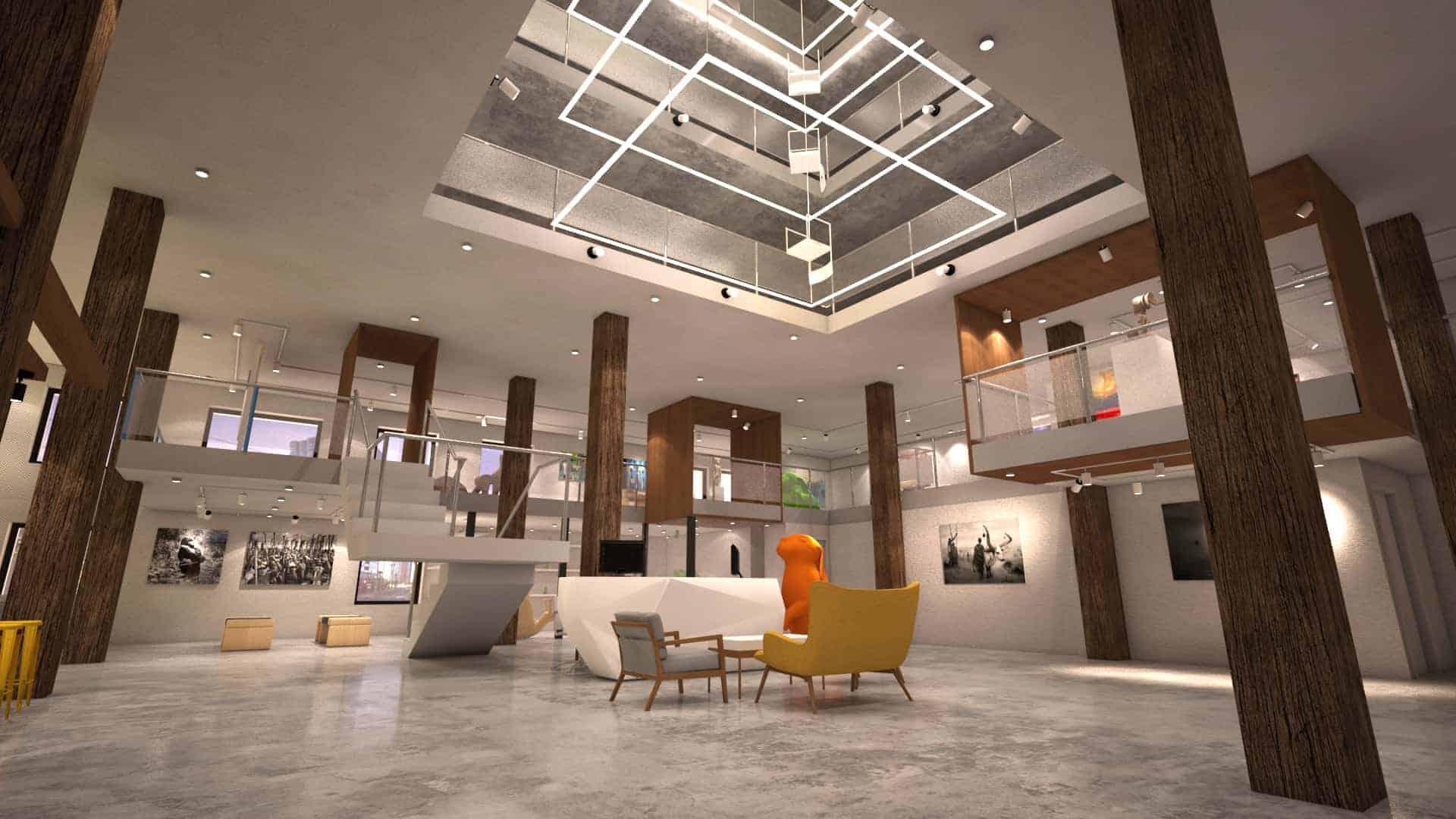 Boutique Hotel Museum - Design Ideas