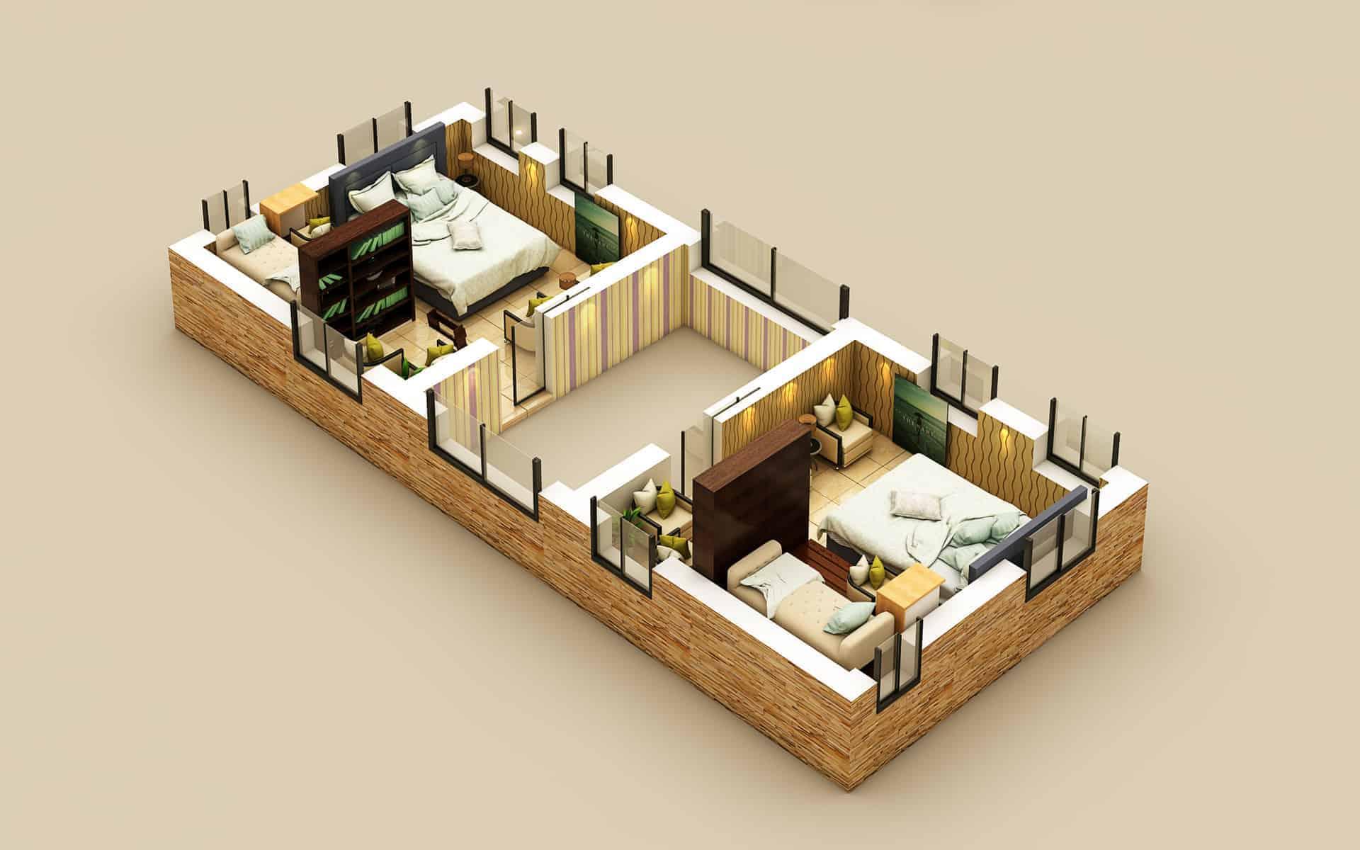 Porta Cabin Residential Design Ideas