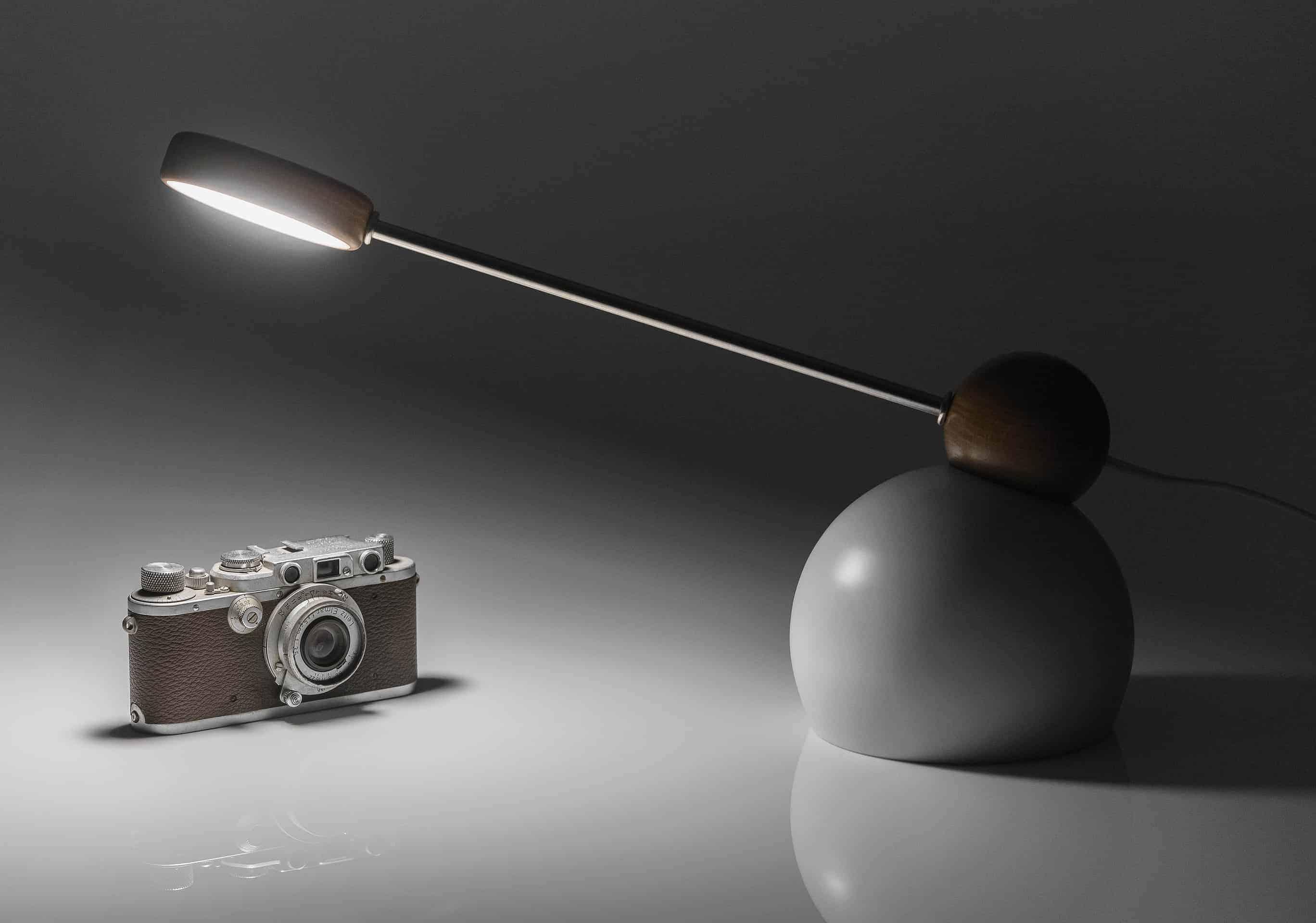 Magnetosphere Desk Lamp - Design Ideas for Desk Lamp Photography  131fsj