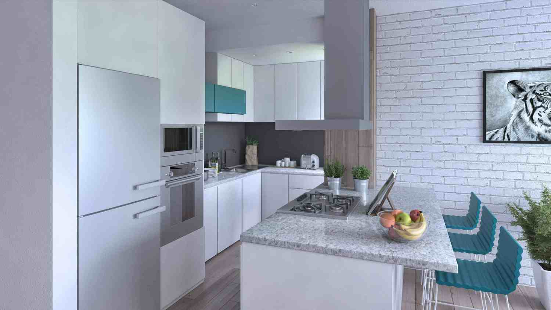 Prashka Kitchen - Design Ideas