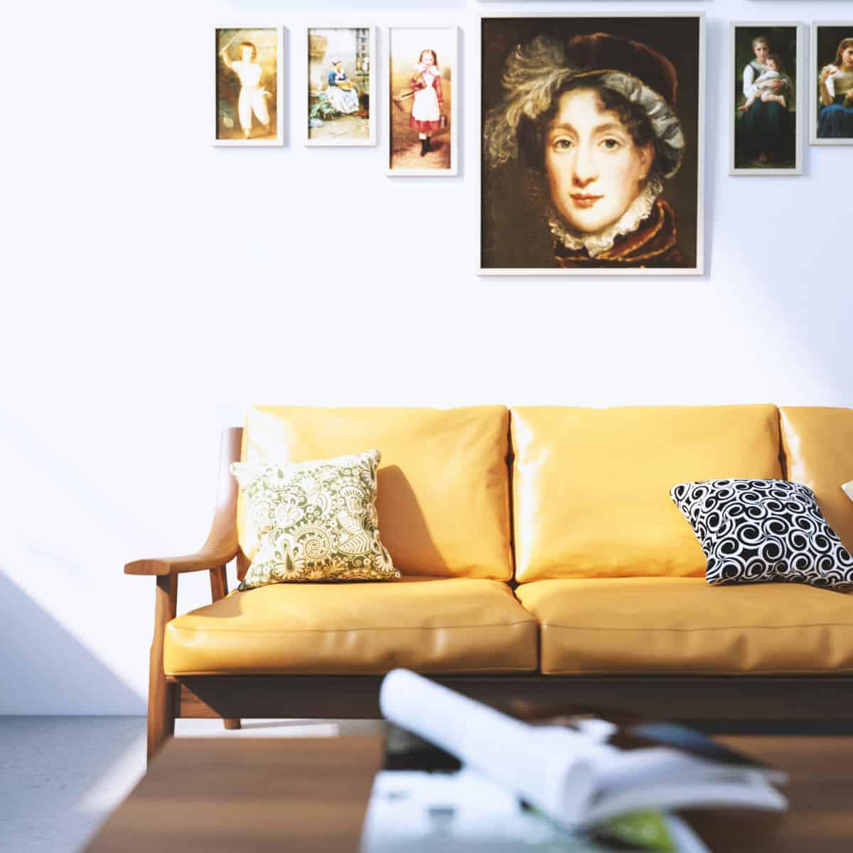 Danish Living Room - Design Ideas