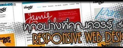 d58 what is responsive web design