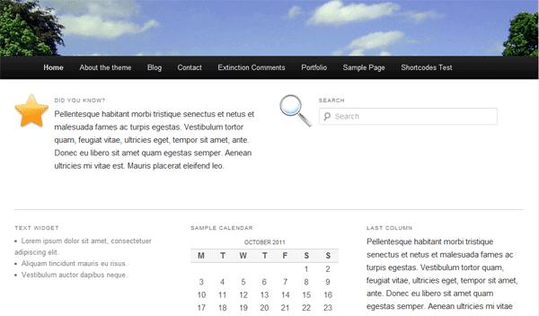 ปลั๊กอิน WordPress ฟรี : Widget in Columns
