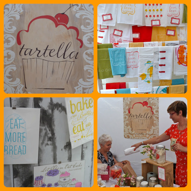 Tartella Renegade Craft Fair