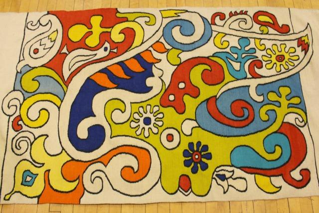 Retro-rug