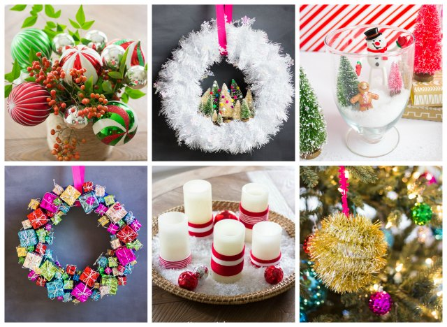 Design Improvised Christmas projects