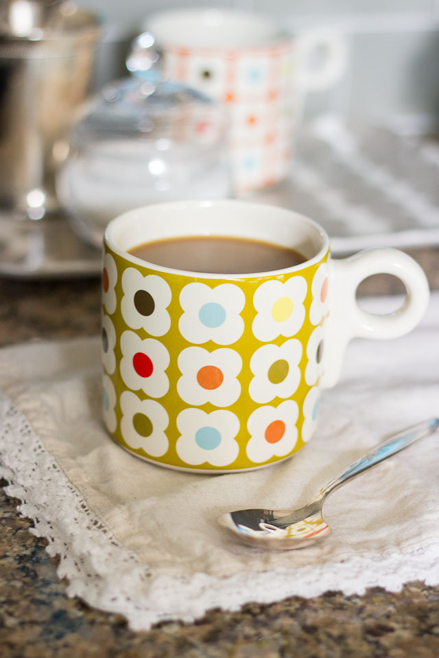Orla Kiely Coffee Mugs