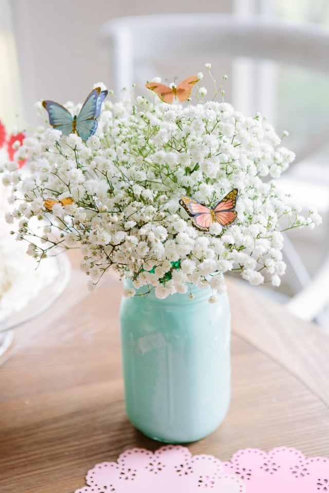 Easy Mother's Day Breakfast Decor Ideas