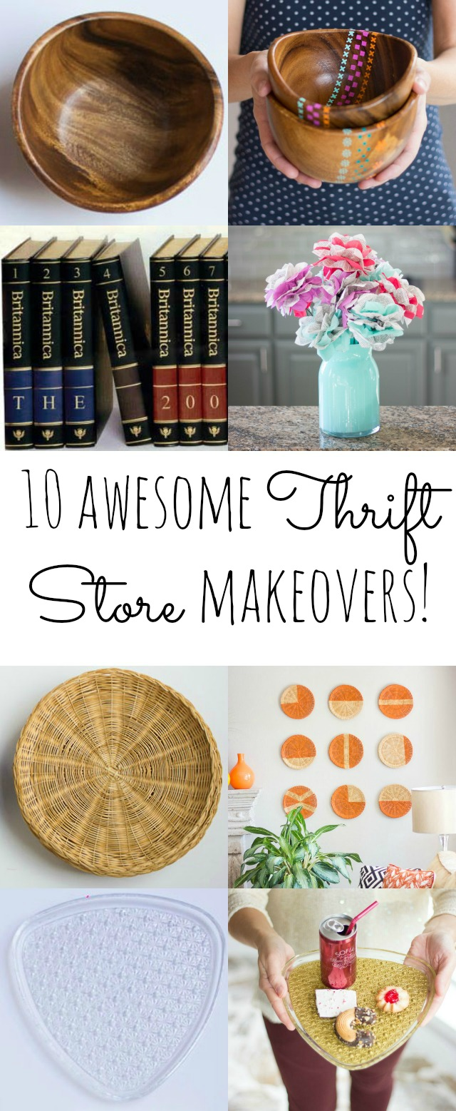 10 simple thrift store makeovers for under $20