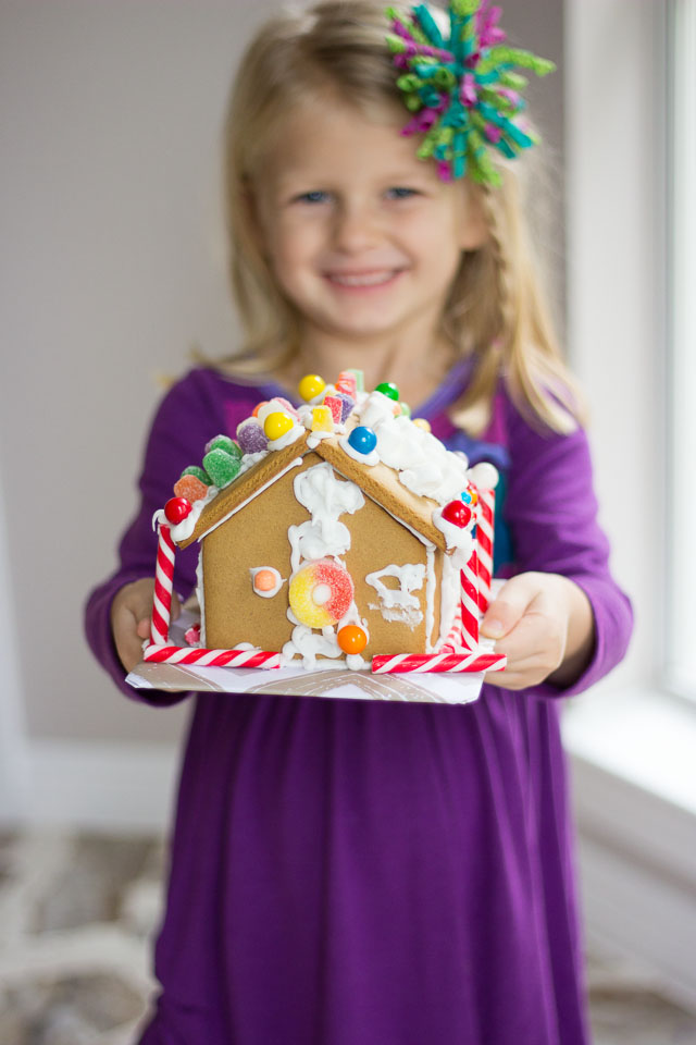 National Gingerbread House Day is December 12