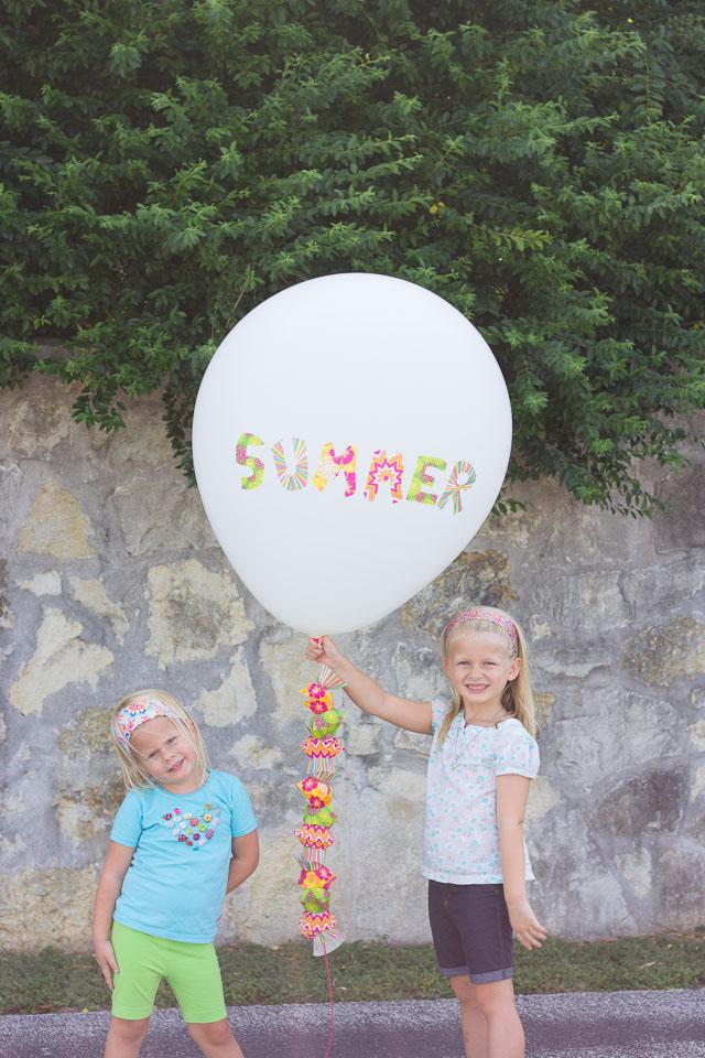 giant balloon ideas