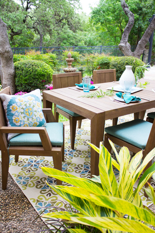 7 Easy Outdoor Patio Decorating Ideas Design Improvised
