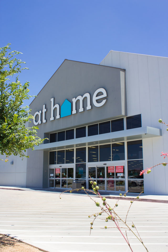 You have to check out an At Home store - they have the most amazing selection of on trend home decor!
