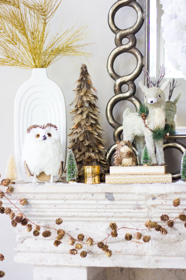 Sweet woodland animals from At Home stores